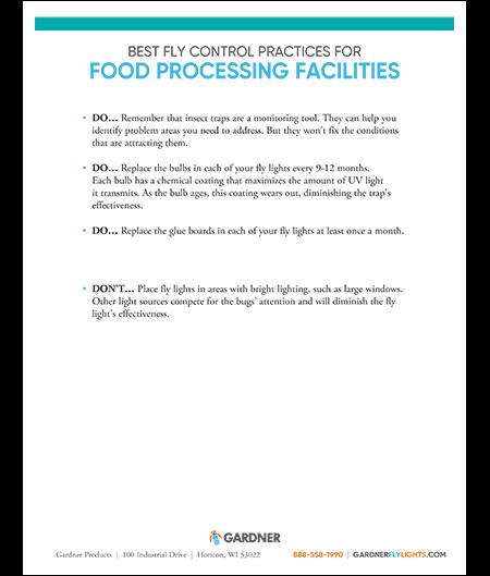 FoodProcessing BestPractices